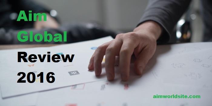 Aim Global Review 2016