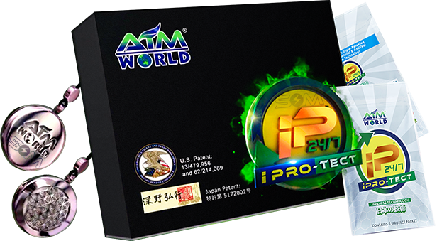 iProtect 24/7 of AIM World product