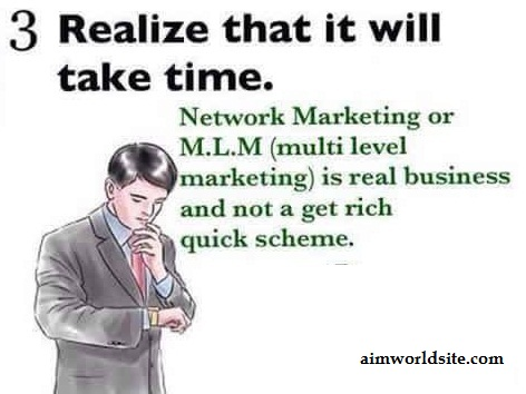 Network Marketing Tips for Success Online or Offline 3