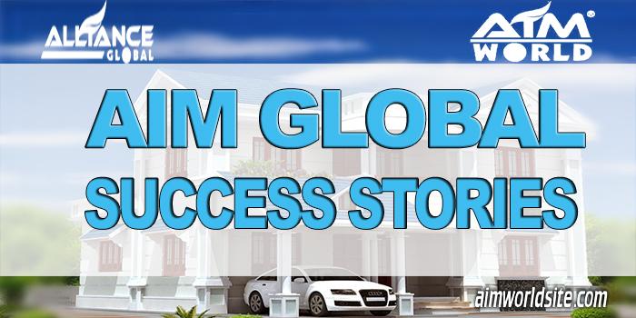 AIM GLOBAL SUCCESS STORIES