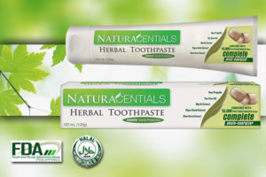 naturacentials toothpaste aim global product