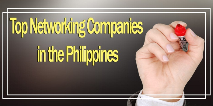 Top Networking Companies in the Philippines