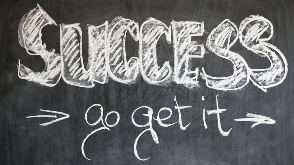 achieve success in network marketing