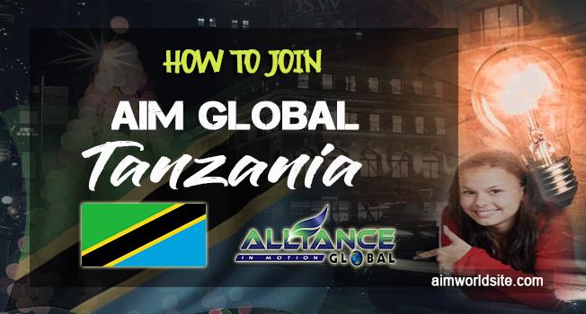 How To Join AIM Global Tanzania