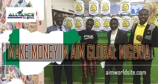 How To Make Money In AIM Global Nigeria