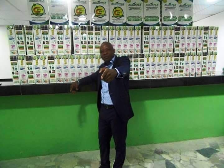 Make money at aim global nigeria
